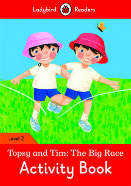 TOPSY AND TIM: THE BIG RACE WB LR2