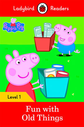 PEPPA PIG: FUN WITH RUBBISH LR1