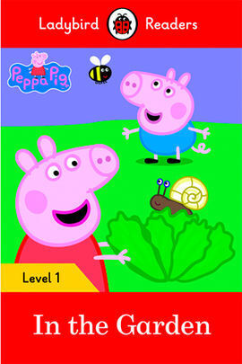 PEPPA PIG: IN THE GARDEN LR1