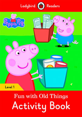 PEPPA PIG: FUN WITH RUBBISH WB LR1