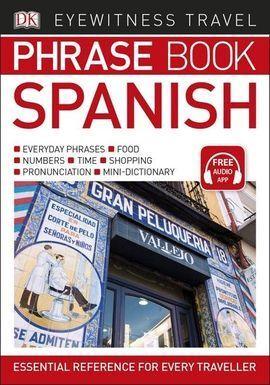 DK SPANISH TRAVEL PHRASE BOOK