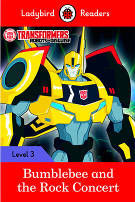 TRANSFORMERS: BUMBLEBEE AND THE ROCK CONCERT (LB)