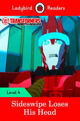 TRANSFORMERS: SIDESWIPE LOSES HIS HEAD (LB)