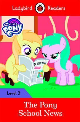 MY LITTLE PONY: THE PONY GAMES (LB)
