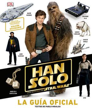 HAN SOLO, UNA HISTORIA DE STAR WARS
