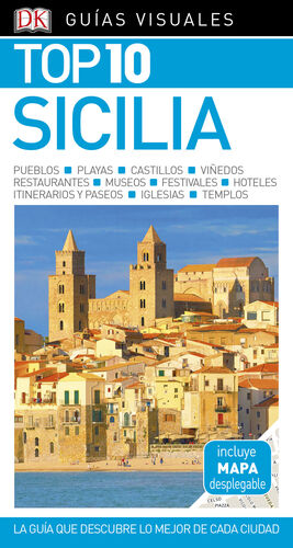 GUIA VISUAL TOP 10 SICILIA