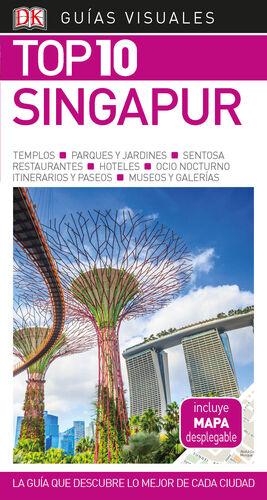 GUÍA VISUAL TOP 10 SINGAPUR