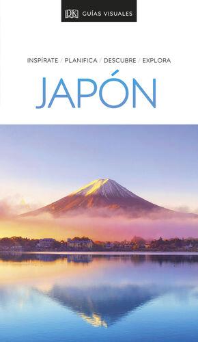 GUÍA VISUAL DK JAPÓN 2019