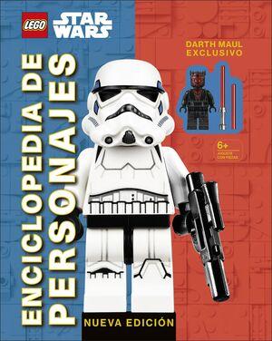 LEGO« STAR WARS ENCICLOPEDIA DE PERSONAJES NUEVA E