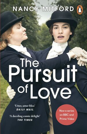 THE PURSUIT OF LOVE (TV TIE-IN)