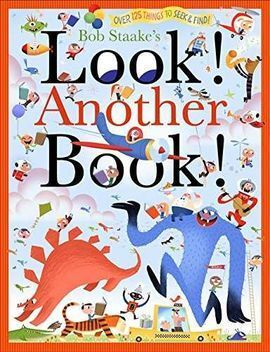 LOOK ANOTHER BOOK