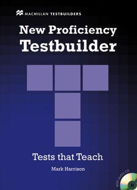 NEW PROFICIENCY TESTBUILDER WITH KEY