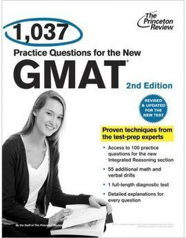 1012 GMAT PRACTICE QUESTIONS 2ND EDITION