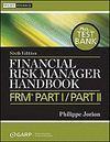 FINANCIAL RISK MANAGER HANDBOOK 6TH