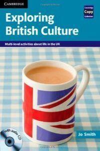 EXPLORING BRITISH CULTURE + CD