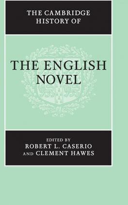 HISTORY OF THE ENGLISH NOVEL