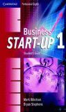 BUSINESS START-UP 1 STUDENT S BOOK