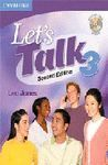 LET S TALK STUDENT S BOOK 3 WITH SELF-STUDY AUDIO CD