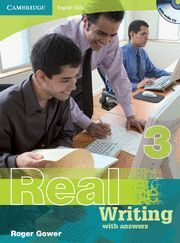 REAL WRITING 3 WITH ANSWERS AND AUDIO CD