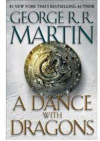 (MARTIN)/DANCE WITH DRAGONS BOOK 5 A.(HARPER COLLINS)