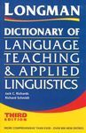 LONGMAN DICTIONARY OF LANGUAGE TEACHING & APPLIED LINGUISTICS