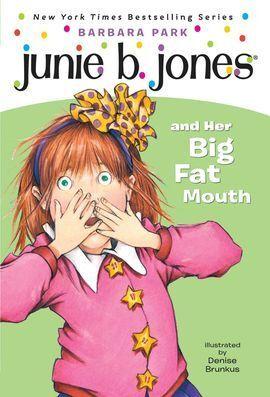 JUNIE B JONES HER BIG FA3