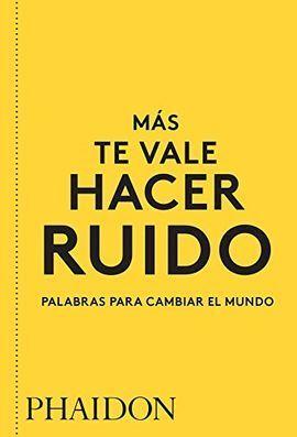ESP MÁS TE VALE HACER RUIDO (PALABRAS PARA CA
