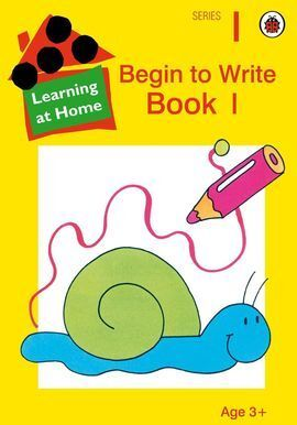 LEARNING BEGIN TO WRITE BOOK 1