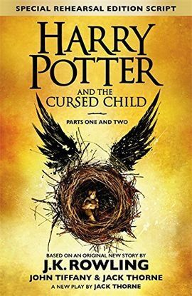 HARRY POTTER AND THE CURSED CHILD (PARTS 1 AND 2) (PLAY)