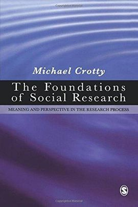 THE FOUNDATIONS OF SOCIAL RESEARCH