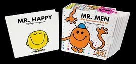 MR. MEN BOX SET (ANNIVERSARY)