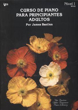 CURSO DE PIANO PARA PRINCIPIANTES ADULTOS. NIVEL 1 WP32E