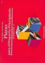 WP230E - PIANO PARA EL PEQUEÑO PRINCIPIANTE - ELEMENTAL A (PAINO BASICO DE BASTI