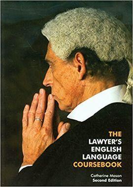 LAWYER'S ENGLISH LANGUAGE COURSEBOOK + CD