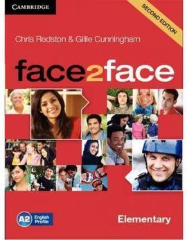 FACE 2 FACE ELEMENTARY CLASS AUDIO CDS (3) 2ND EDITION
