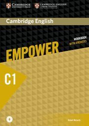 CAMBRIDGE ENGLISH EMPOWER ADVANCED WORKBOOK WITH ANSWERS, WITH DOWNLOADABLE AUDI