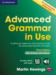 ADVANCED GRAMMAR IN USE 3ED WITH ANSWERS EBOOK