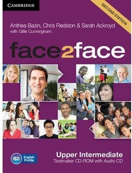 FACE2FACE UPPER INTERMEDIATE (2ND ED.) TESTMAKER CD-ROM WITH AUDIO CD