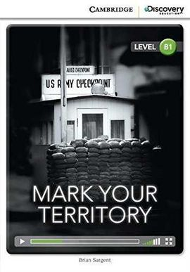 CAMBRIDGE DISCOVERY B1 -MARK YOUR TERRITORY INTERMEDIATE BOOKWITH ONLINE ACCESS