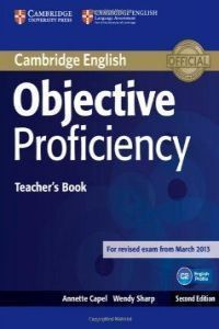 OBJECTIVE PROFICIENCY TEACHER'S BOOK 2ND EDITION