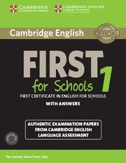 CAMBRIDGE FIRST SCHOOLS UPDATED 1 SELF ST 14 PK
