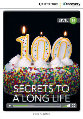 CAMBRIDGE DISCOVERY B1 - SECRETS TO A LONG LIFE. BOOK WITH ONLINE ACCESS
