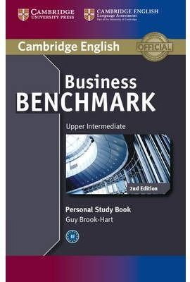 BUSINESS BENCHMARK UPPER INTERMEDIATE BULATS AND BEC PERSONAL STUDY BOOK (2ND ED