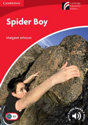 SPIDER BOY LEVEL 1