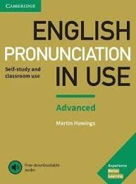 ENGLISH PRONUNCIATION IN USE ADVANCED WITH  KEY/DOWNLOAD AUDIO