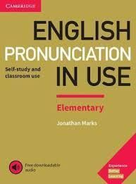 ENGLISH PRONUNCIATION IN USE ELEMENTARY WITH  KEY/DOWNLOAD AUDIO
