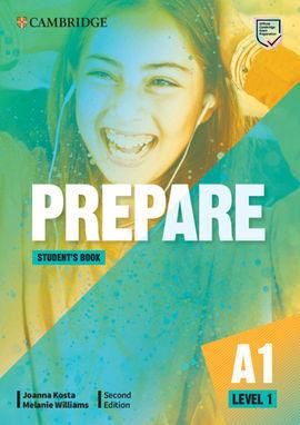 CAMBRIDGE PREPARE LEVEL 1 STUDENTS