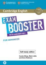 CAMBRIDGE ENGLISH EXAM. BOOSTER WITH ANSWER KEY FOR ADVANCED SELF STUDY EDITION