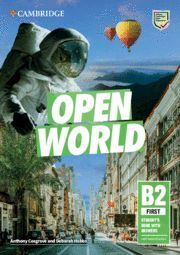 OPEN WORLD FIRST. STUDENT?S BOOK WITH ANSWERS WITH ONLINE PRACTICE