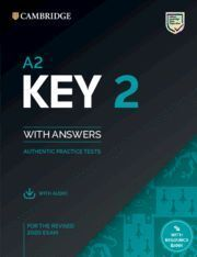 A2 KEY 2. STUDENT'S BOOK WITH ANSWERS WITH AUDIO WITH RESOURCE BANK